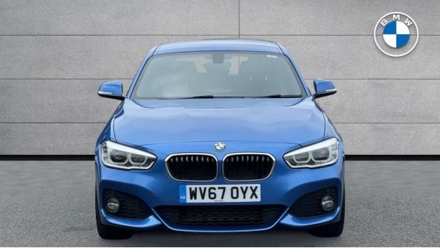 2017 BMW 116d M Sport 5-door (Blue) - Image: 16
