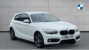 2018 BMW 1 Series 116d Sport 3-door 3dr