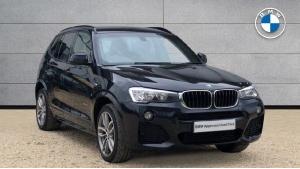 2017 BMW X3 xDrive20d M Sport 5-door