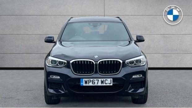 2017 BMW XDrive30d M Sport (Black) - Image: 16