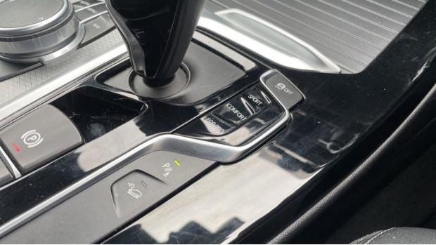 2017 BMW XDrive30d M Sport (Black) - Image: 19