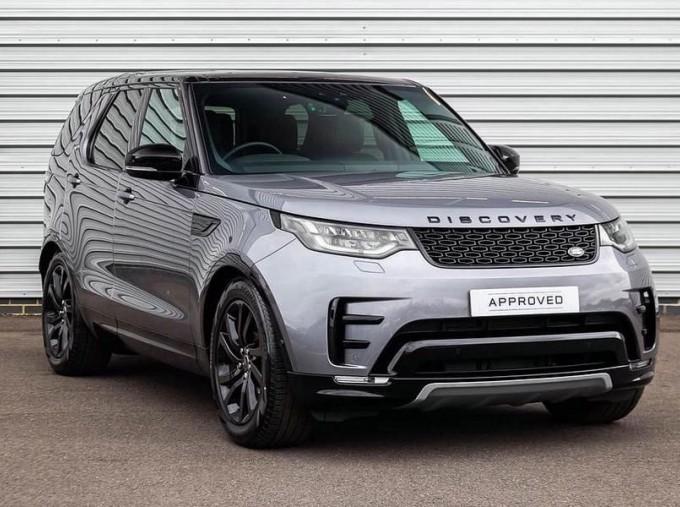 2020 Land Rover SD4 Landmark Edition Auto 4WD 5-door (Grey) - Image: 1