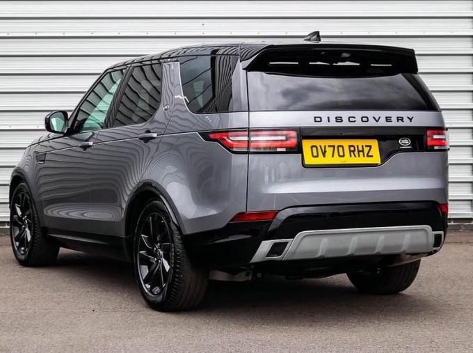 2020 Land Rover SD4 Landmark Edition Auto 4WD 5-door (Grey) - Image: 2