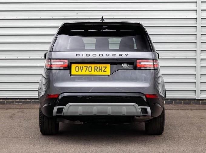 2020 Land Rover SD4 Landmark Edition Auto 4WD 5-door (Grey) - Image: 6