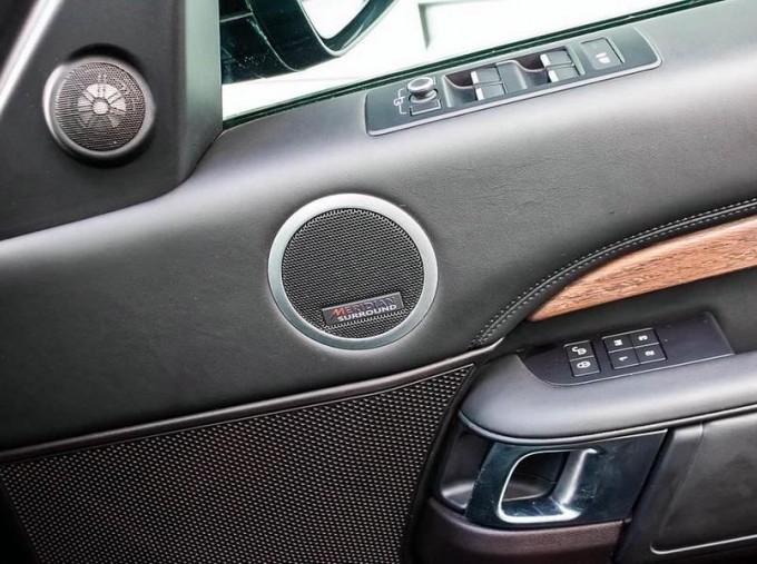 2017 Land Rover TD V6 HSE Luxury Auto 4WD 5-door (Black) - Image: 13