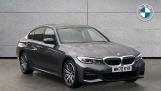 2021 BMW 320d M Sport Saloon (Grey) - Image: 1