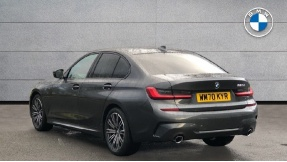2021 BMW 320d M Sport Saloon (Grey) - Image: 2