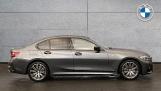 2021 BMW 320d M Sport Saloon (Grey) - Image: 3