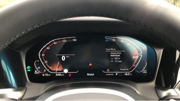 2021 BMW 320d M Sport Saloon (Grey) - Image: 9