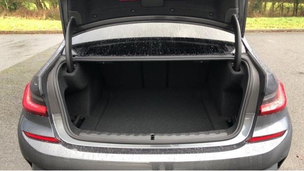 2021 BMW 320d M Sport Saloon (Grey) - Image: 13