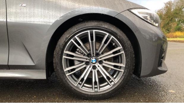 2021 BMW 320d M Sport Saloon (Grey) - Image: 14