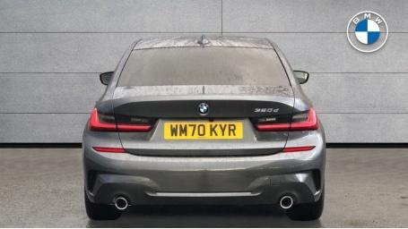 2021 BMW 320d M Sport Saloon (Grey) - Image: 15
