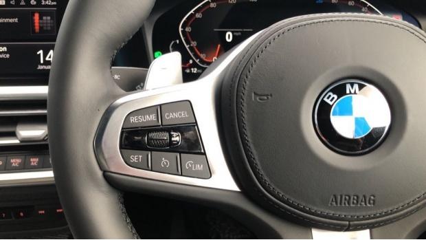 2021 BMW 320d M Sport Saloon (Grey) - Image: 17