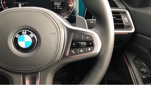 2021 BMW 320d M Sport Saloon (Grey) - Image: 18