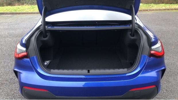2021 BMW 420d M Sport Coupe (Blue) - Image: 13