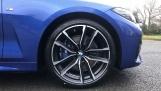 2021 BMW 420d M Sport Coupe (Blue) - Image: 14