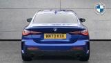 2021 BMW 420d M Sport Coupe (Blue) - Image: 15