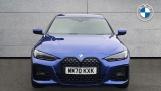 2021 BMW 420d M Sport Coupe (Blue) - Image: 16