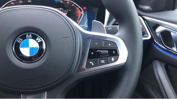 2021 BMW 420d M Sport Coupe (Blue) - Image: 18