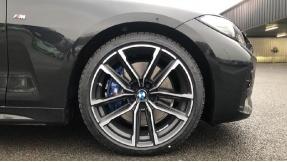 2021 BMW 420d M Sport Coupe (Black) - Image: 14