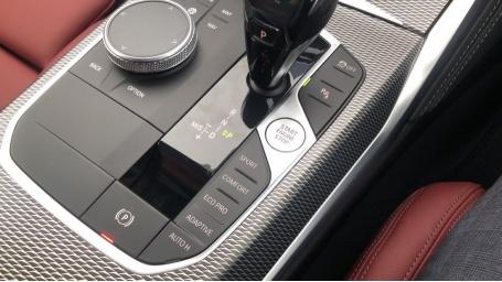2021 BMW 420d M Sport Coupe (Black) - Image: 19