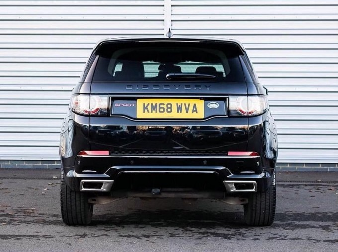 2018 Land Rover SD4 HSE Dynamic Lux Auto 4WD 5-door (Black) - Image: 7