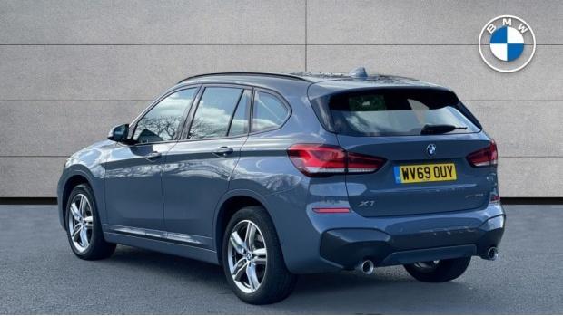 2019 BMW XDrive20d M Sport (Grey) - Image: 2