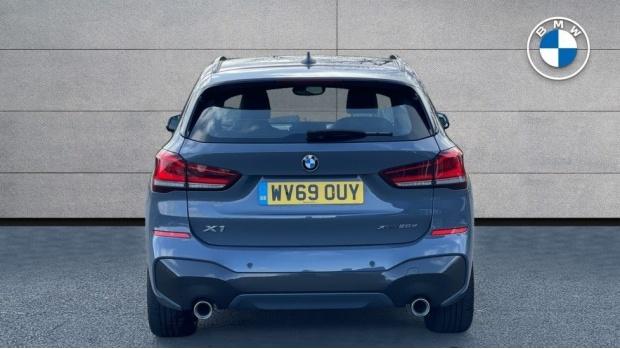 2019 BMW XDrive20d M Sport (Grey) - Image: 15