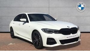 2019 BMW 3 Series 320d M Sport Saloon 4-door