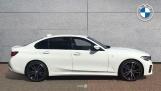 2019 BMW 320d M Sport Saloon (White) - Image: 3