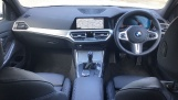 2019 BMW 320d M Sport Saloon (White) - Image: 4
