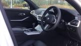 2019 BMW 320d M Sport Saloon (White) - Image: 6