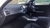 2019 BMW 320d M Sport Saloon (White) - Image: 7