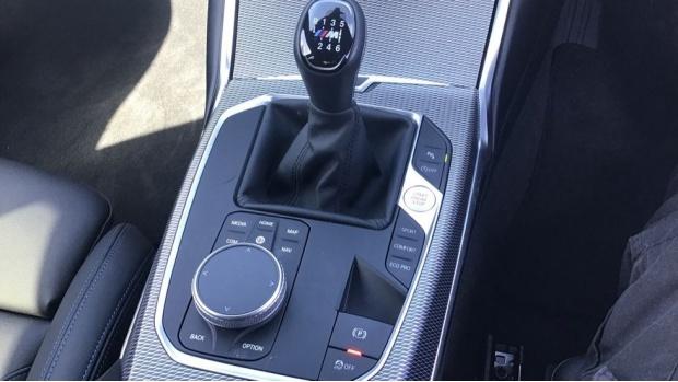 2019 BMW 320d M Sport Saloon (White) - Image: 10