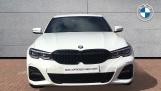 2019 BMW 320d M Sport Saloon (White) - Image: 16