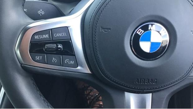 2019 BMW 320d M Sport Saloon (White) - Image: 17