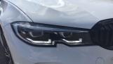 2019 BMW 320d M Sport Saloon (White) - Image: 23