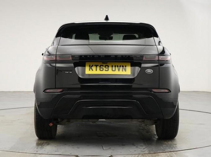 2020 Land Rover D180 HSE Diesel MHEV (Black) - Image: 6