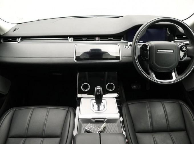 2020 Land Rover D180 HSE Diesel MHEV (Black) - Image: 9