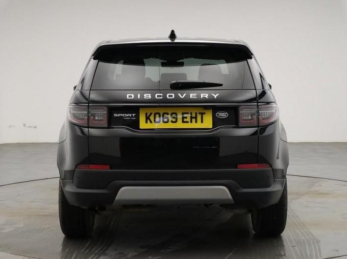 2020 Land Rover D180 MHEV HSE 4WD 5-door (7 Seat) (Black) - Image: 6