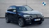 2017 BMW M50d (Black) - Image: 1