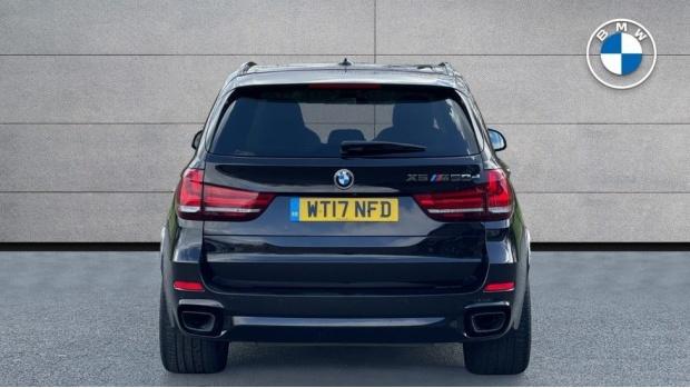 2017 BMW M50d (Black) - Image: 15