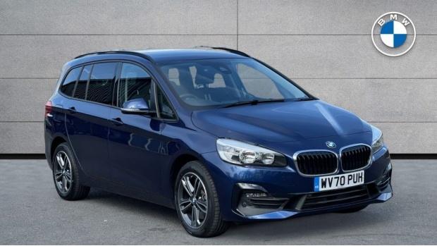 2020 BMW XDrive Sport Gran Tourer (Blue) - Image: 1