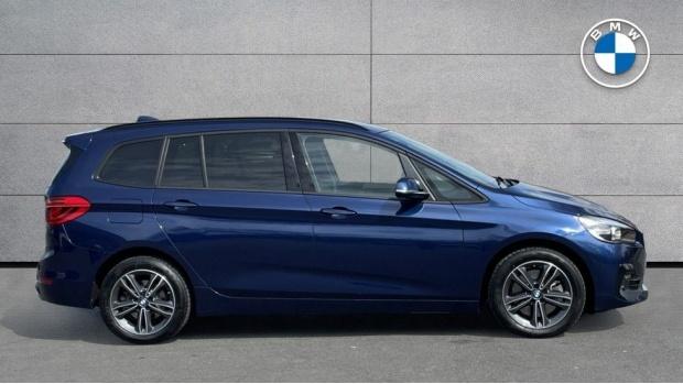 2020 BMW XDrive Sport Gran Tourer (Blue) - Image: 3