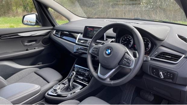 2020 BMW XDrive Sport Gran Tourer (Blue) - Image: 6