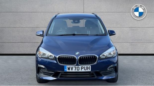 2020 BMW XDrive Sport Gran Tourer (Blue) - Image: 16