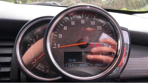 2018 MINI Cooper 3-door Hatch (Grey) - Image: 9