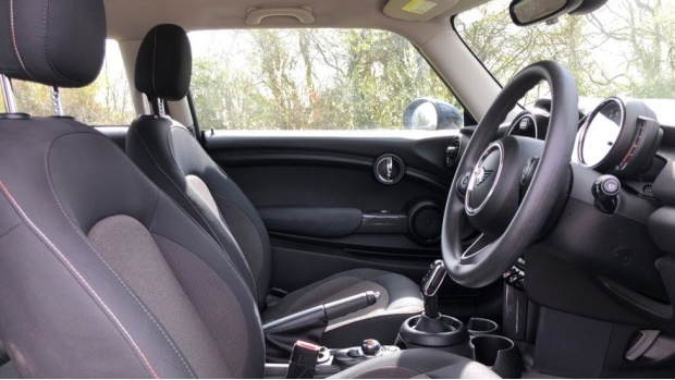 2018 MINI Cooper 3-door Hatch (Grey) - Image: 11