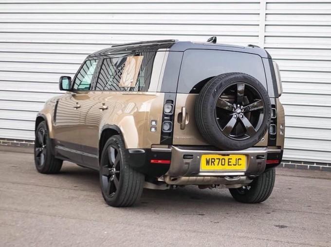 2020 Land Rover I6 MHEV X Auto 4WD 5-door  - Image: 2