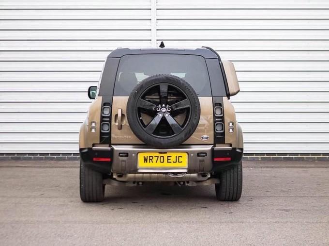2020 Land Rover I6 MHEV X Auto 4WD 5-door  - Image: 6
